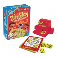 Zingo - Bingo with a Zing by Thinkfun