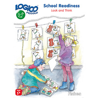 School Readiness Look and Think Learning Cards for LOGICO Piccolo Board