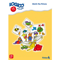 Match the picture Learning Cards for LOGICO Primo Board