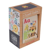 Flash Cards - Animal ABC by Tiger Tribe