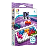 IQ XOXO by Smart Games - 6 to 12yrs