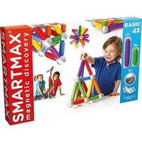 SmartMax Magnetic Discovery Basic Set 42 Piece  by Smart Games