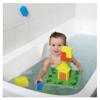 Tub Fun Floating Bath Toys by Edushapes 3+