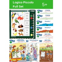 LOGICO Piccolo Full Pack 6 -10 years