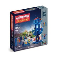 Magformers Power Gear Set 60piece set