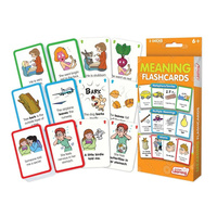 Meaning Flashcards by Junior Learning