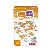 Algebra Dominoes by Junior Learning