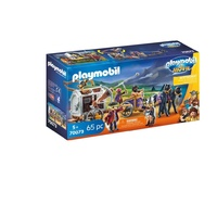 Charlie with the prison gang by Playmobil PMB70073