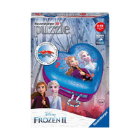 Ravensburger - Frozen 2 3D Puzzle Heart 54 pieces