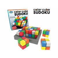Colour Cube Sudoku by Thinkfun TN1560