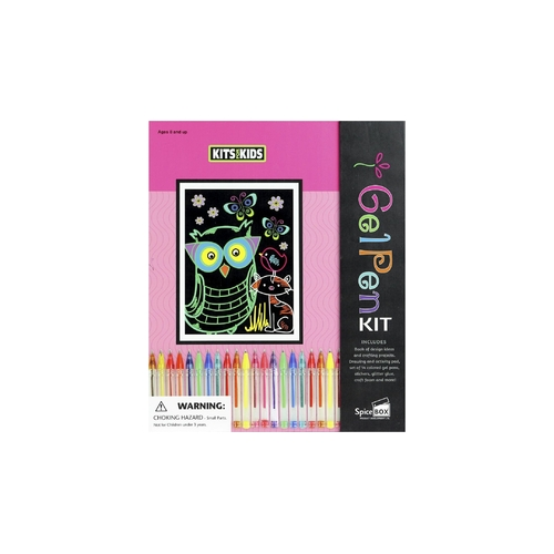 Gel Pen Kit by Spicebox